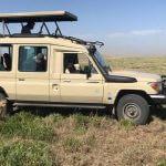 Budget Tanzania Camping Safari