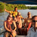 Boating Safari in Tanzania