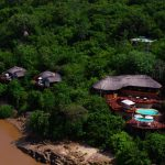 Tanzania Selous Luxury Safari Lodge